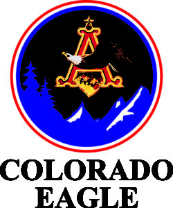COLORADO EAGLE LOGO